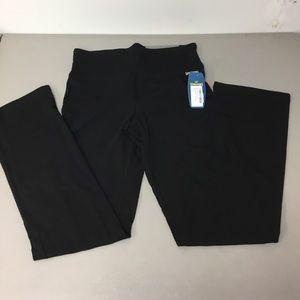 Spalding Women's bootcut yoga pants med